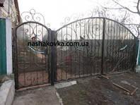 Кованые ворота и заборы