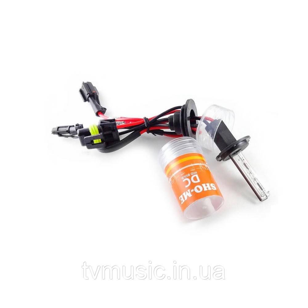 Ксеноновая лампа Sho Me DC H11 5000K