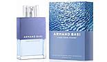 Armand Basi l'eau Pour Homme EDT 125 ml туалетна вода чоловіча (оригінал оригінал Іспанія), фото 2