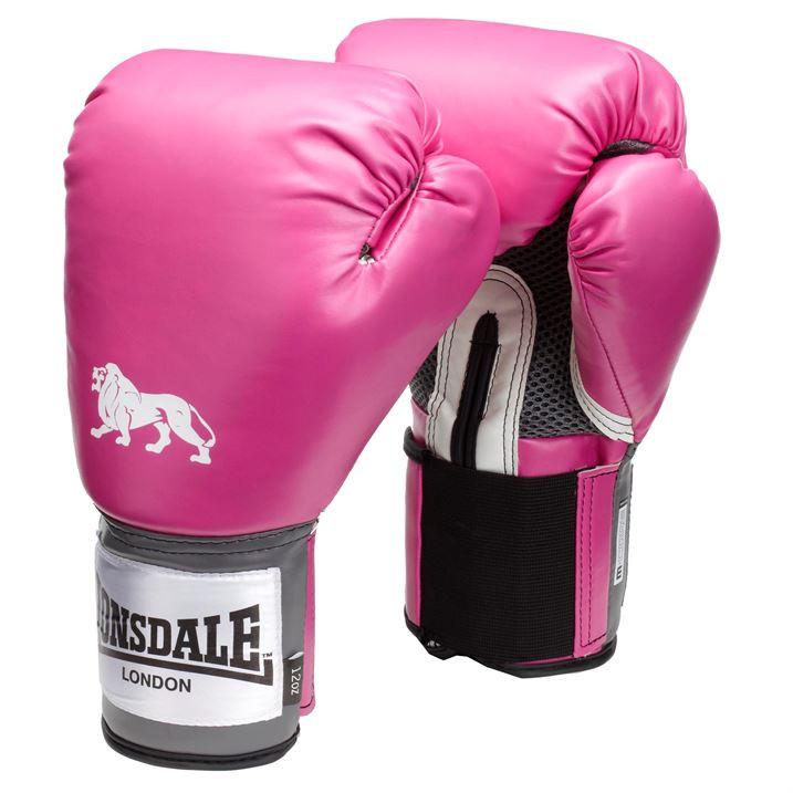 Боксерские перчатки Lonsdale Pro Training Glove - Sport Box в Кременчуге