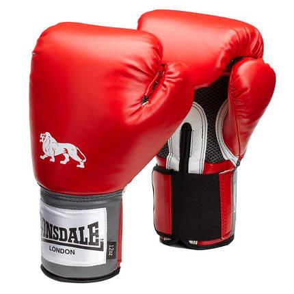 Боксерские перчатки Lonsdale Pro Training Glove, фото 2