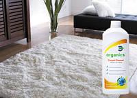 Эко шампунь для ручной чистки ковров и мягкой мебели. Органикс, фото 1