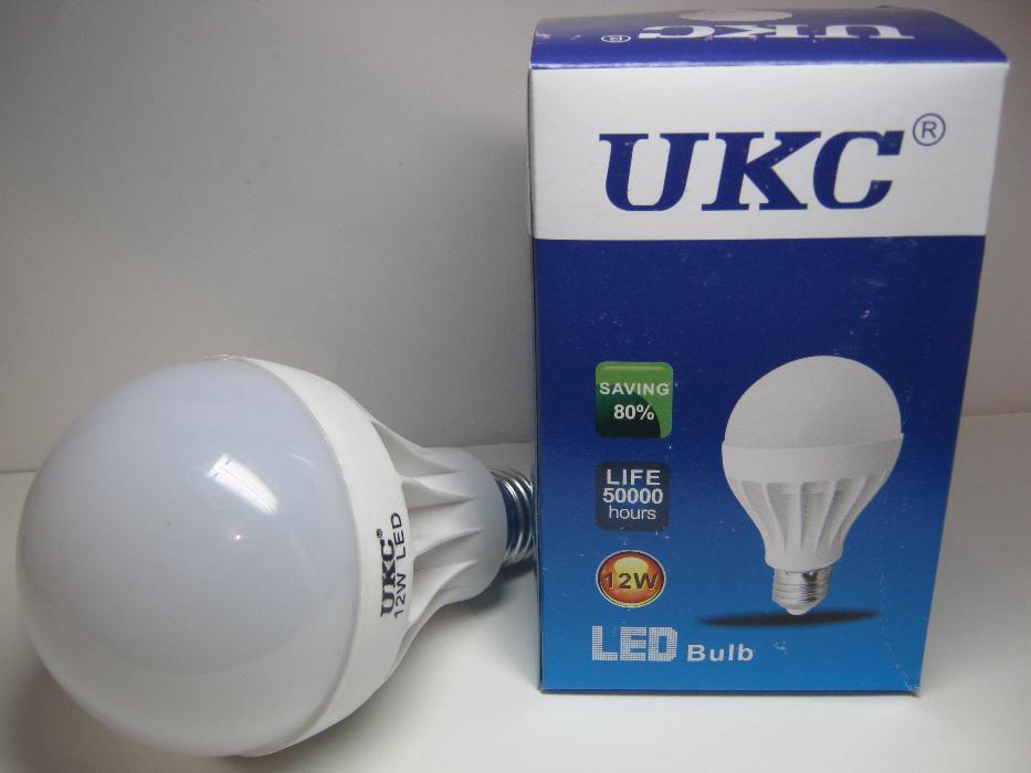 Энергосберегающая  Led лампочка UKC 12W - светодиодное освещение