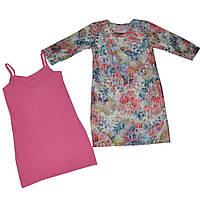 Платье для девочки гипюровоеТМ Алиса