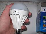 Энергосберегающая  Led лампочка UKC 12W - светодиодное освещение, фото 4