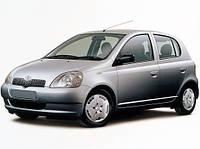 Защита двигателя и КПП Тойота Ярис (кроме V1.1) (1999-2006) Toyota Yaris