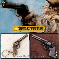 "Брелок-револьвер - ""Western"", фото 1"