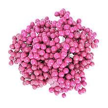Калина гладка РОЖЕВА, 46-50 шт., d=8 мм