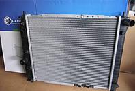 Радиатор Ланос-1.5,1.6,без кондиционера,Лузар.
