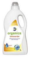 Пробіотичний гель для прання Універсальний. Organics