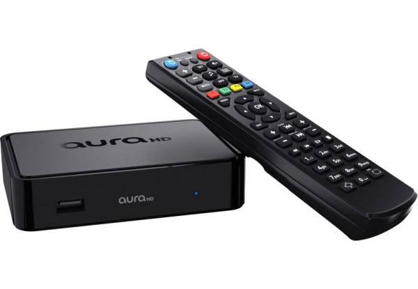 Сетевой медиаплеер AURA HD Plus, фото 2