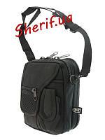 Черная сумка для оружия ПМ, ФОТР,  Max Fuchs Black