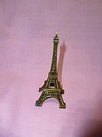 Эйфелева башня металлическая маленькая 10 см