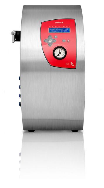 Деминерализаторы HLP с базовым контроллером, - для получения воды степени чистоты ASTM, Ty HYDROLAB