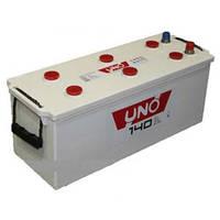 Аккумулятор Uno 6СТ-140 АЗ (3) 140Ah 12v