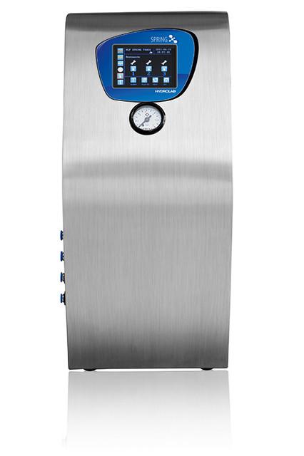 Деминерализаторы Spring с улучшенным контроллером, - для получения воды степени чистоты , HYDROLAB
