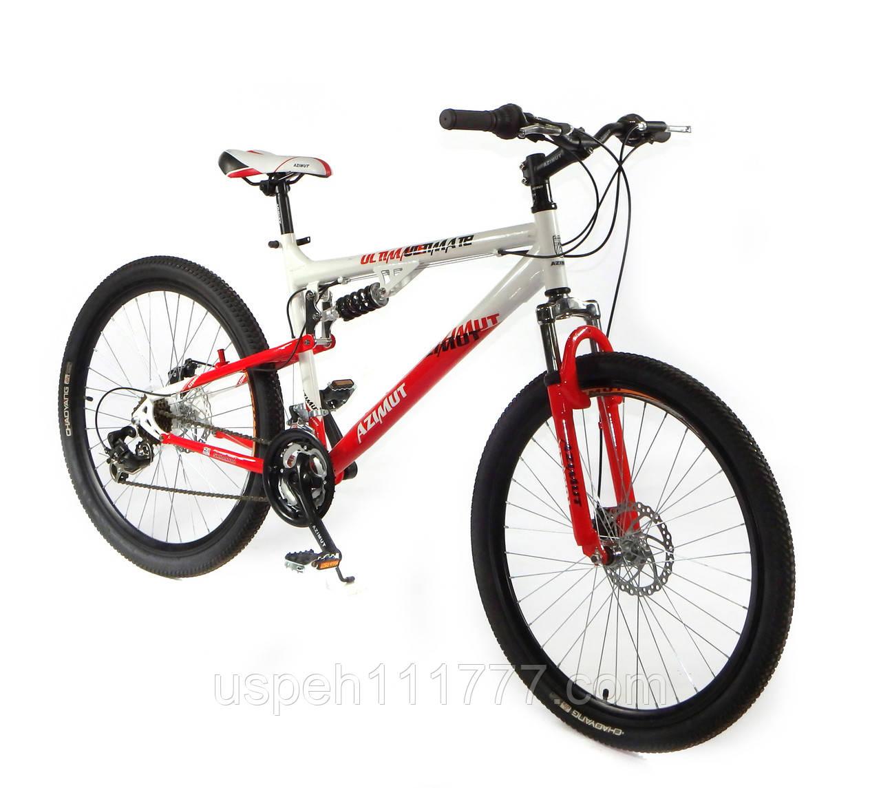"""Велосипед горный Azimut Ultimate 26"""" GD"""