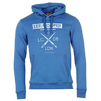 Балахон Lee Cooper Cooper Over The Head Hoody Mens