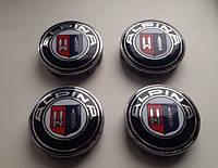 Колпаки в диски BMW ALPINA диаметр 65мм