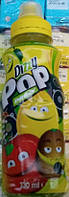 Сок детский Dizzy Pop фруктовый 330мл Дізі