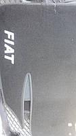 Коврики салона серые ворсовые под модель
