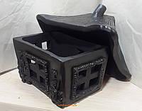 Підсвічник-хатка (квадрат) ручної роботи