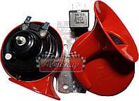 Сигнал СОНАР SAZ-6 двух тональный с реле 410Hz / 510Hz, 2 шт.