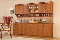 Кухня  Корона Комплект 2,6 м (без ст)