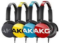 Стильные и комфортные наушники закрытого типа AKG Y50
