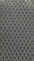 Сетка обувная Алмаз  цвет  серый
