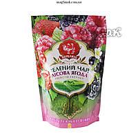 Чай зеленый Верблюд Лесная Ягода, 80 г