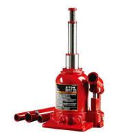 Домкрат TF0602 Torin гидравлический бутылочного типа низкопрофильный двухштоковый 6т 215-485 мм