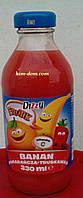 Сок детский Dizzy банан, апельсин, клубника 330мл