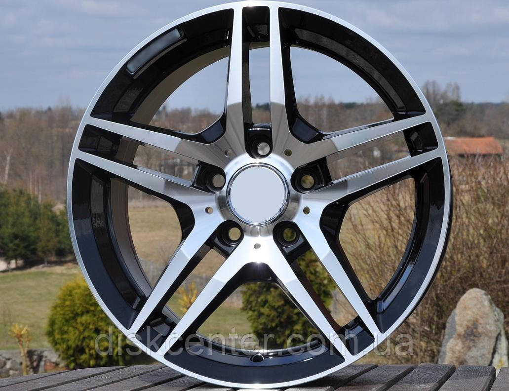 колесные диски на мерседес е212 r16 б/у