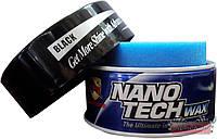 Защитная нано полироль для чёрных цветов Bullsone Nano Tech Wax ✓ ёмкость 300 гр