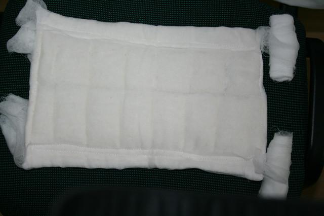 Использование кровоостанавливающих ватно-марлевых повязок в послеоперационый период