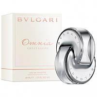 Bvlgari OMNIA Crystalline edt 40 ml Туалетная вода женская (оригинал подлинник  Италия)