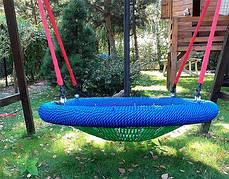 Качели Гнездо Аиста 100 см для общественных площадок, фото 2