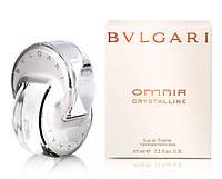 Bvlgari OMNIA Crystalline EDT 65 ml Туалетная вода женская (оригинал подлинник  Италия), фото 1