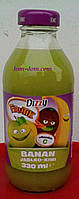 Сок детский Dizzy банан, яблоко, киви 330мл