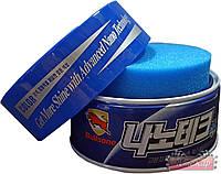 Полироль для кузова Bullsone Nano Tech Wax ✓ для цветных автом✓ ёмкость 300 гр