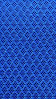 Сетка обувная Алмаз  цвет синий