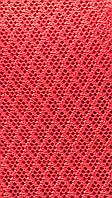 Сетка обувная Алмаз  цвет красный