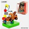 Детская деревянная игрушка серпантинка