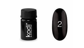 Цветная гель-краска Kodi Professional №02, 5 мл