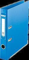 Папка-регистратор А4 50 мм  двухстор покрытие ВМ.3002-02 (син)
