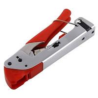 Обжимной инструмент для компрессионных разъемов HT-H518G