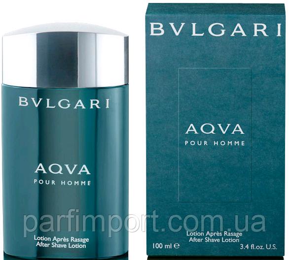 Bvlgari AQUA pour Homme edt 30 ml туалетная вода мужская (оригинал подлинник  Италия)