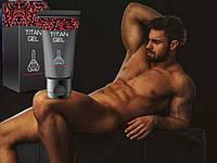 Натуральное средство для увеличения члена и усиления оргазма Titan Gel