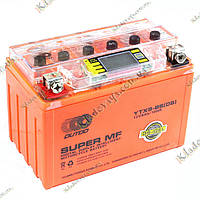 Аккумулятор (мото, скутер) YTX9-BS (DS) 12V 8Ah OUTDO (iGEL), фото 1